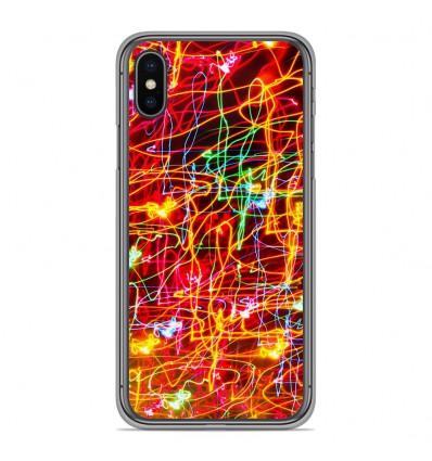 Coque en silicone Apple iPhone XS Max - Light