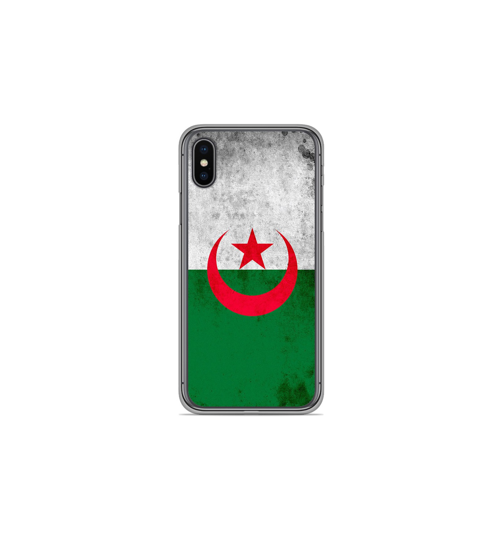 coque iphone xs max silicone mou
