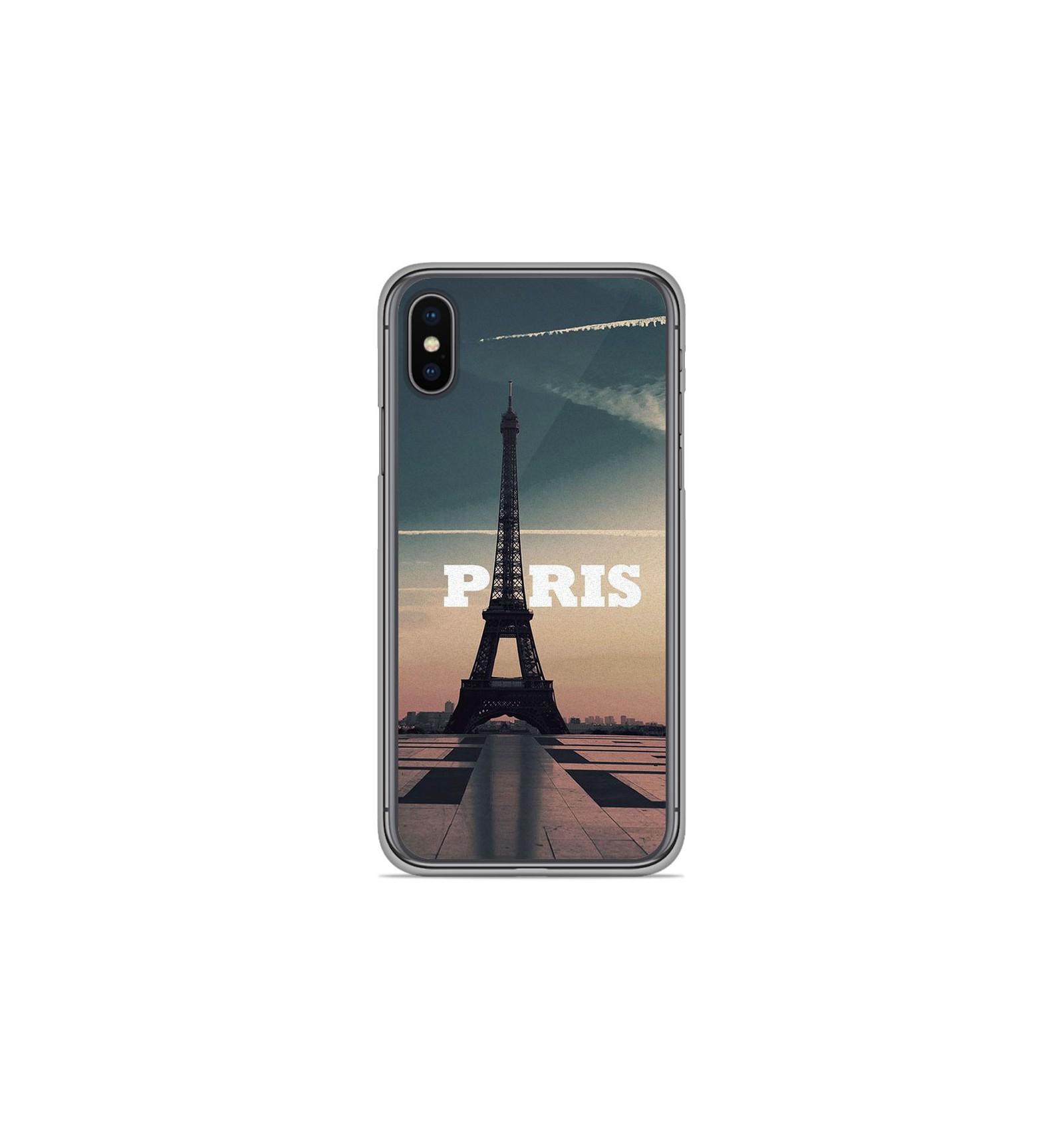 coque iphone xs max apple silicone