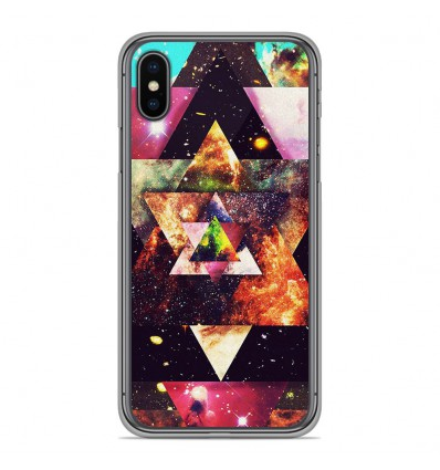 Coque en silicone Apple iPhone XS Max - Star swag