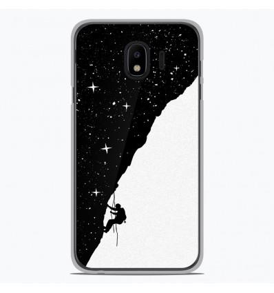 Coque en silicone pour Samsung Galaxy J4 2018 - BS Nightclimbing