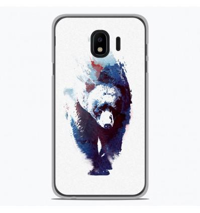 Coque en silicone Samsung Galaxy J4 2018 - RF Death Run