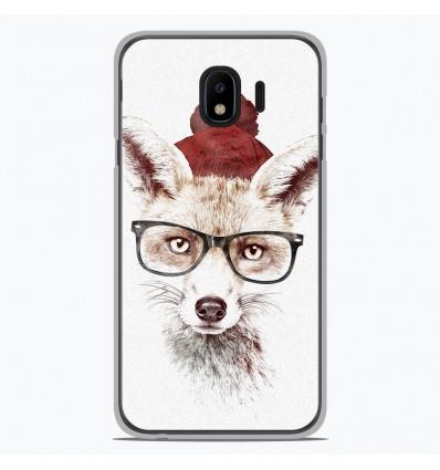 Coque en silicone Samsung Galaxy J4 2018 - RF Pretty cold