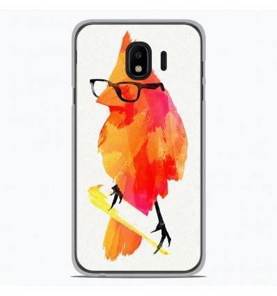 Coque en silicone Samsung Galaxy J4 2018 - RF Punk Birdy