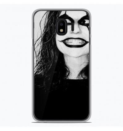 Coque en silicone pour Samsung Galaxy J4 2018 - Crow