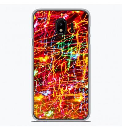 Coque en silicone Samsung Galaxy J4 2018 - Light