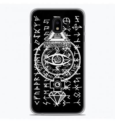 Coque en silicone Samsung Galaxy J4 2018 - Esoteric