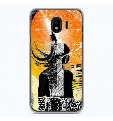 Coque en silicone pour Samsung Galaxy J4 2018 - Tribe
