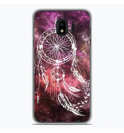 Coque en silicone Samsung Galaxy J4 2018 - Dreamcatcher Space