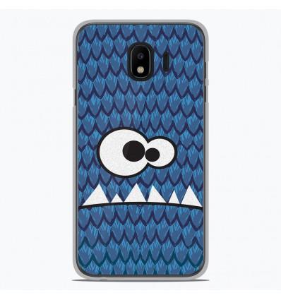 Coque en silicone pour Samsung Galaxy J4 2018 - Monster