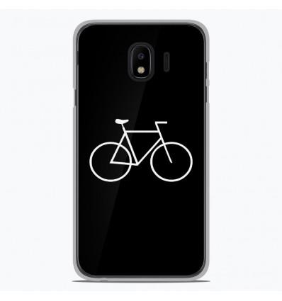 Coque en silicone pour Samsung Galaxy J4 2018 - Bike Hipster