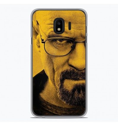 Coque en silicone Samsung Galaxy J4 2018 - Breaking Bad