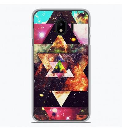 Coque en silicone pour Samsung Galaxy J4 2018 - Star swag