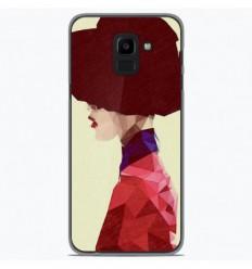 Coque en silicone Samsung Galaxy J6 2018 - ML Chic Hat