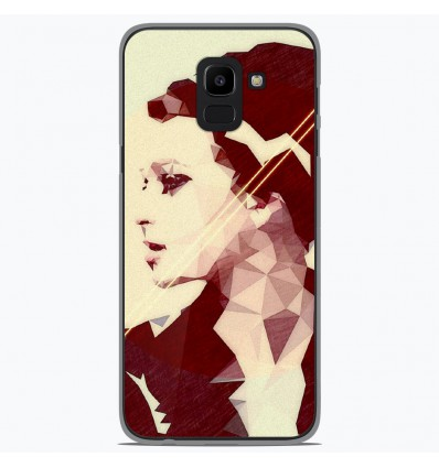 Coque en silicone Samsung Galaxy J6 2018 - ML Chic Mood