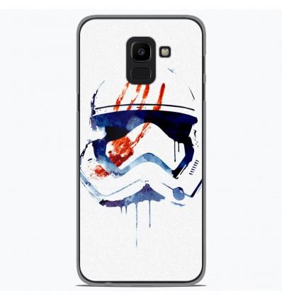 Coque en silicone Samsung Galaxy J6 2018 - RF Bloody Memories