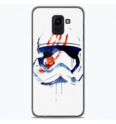 Coque en silicone pour Samsung Galaxy J6 2018 - RF Bloody Memories
