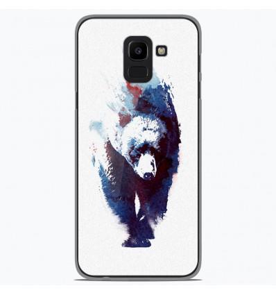 Coque en silicone pour Samsung Galaxy J6 2018 - RF Death Run