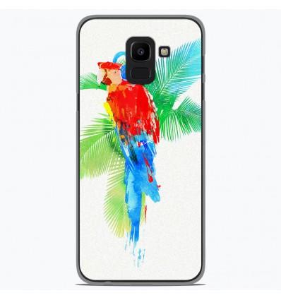 Coque en silicone pour Samsung Galaxy J6 2018 - RF Tropical party