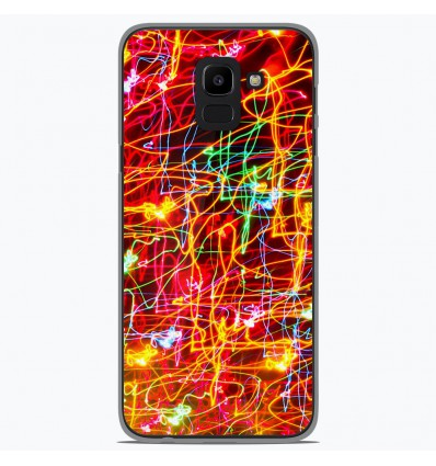 Coque en silicone Samsung Galaxy J6 2018 - Light