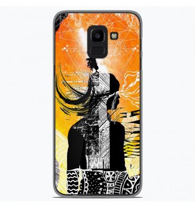 Coque en silicone Samsung Galaxy J6 2018 - Tribe