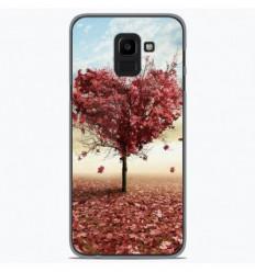 Coque en silicone Samsung Galaxy J6 2018 - Arbre Love