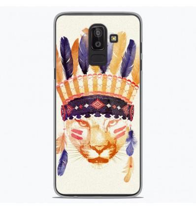 Coque en silicone Samsung Galaxy J8 2018 - RF Big Chief