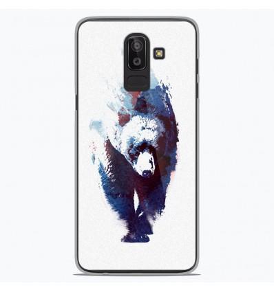 Coque en silicone Samsung Galaxy J8 2018 - RF Death Run
