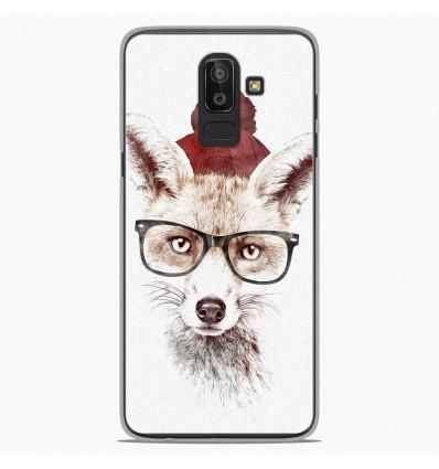 Coque en silicone Samsung Galaxy J8 2018 - RF Pretty cold