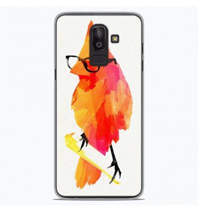 Coque en silicone Samsung Galaxy J8 2018 - RF Punk Birdy