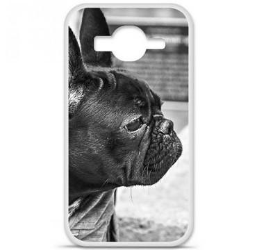 Coque en silicone Samsung Galaxy Core Prime / Core Prime VE - Bulldog