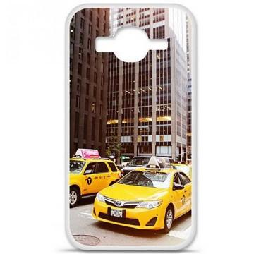 Coque en silicone pour Samsung Galaxy Core Prime / Core Prime VE - NY Taxi