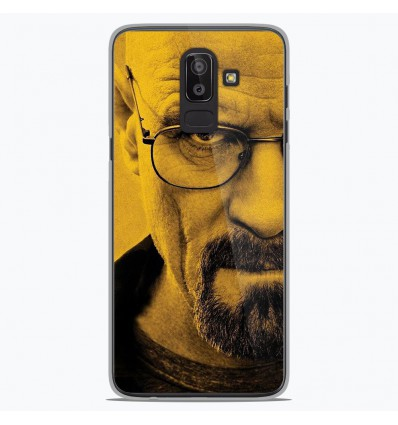 Coque en silicone Samsung Galaxy J8 2018 - Breaking Bad