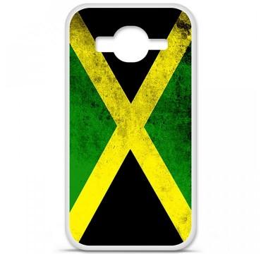 Coque en silicone pour Samsung Galaxy Core Prime / Core Prime VE - Drapeau Jamaïque