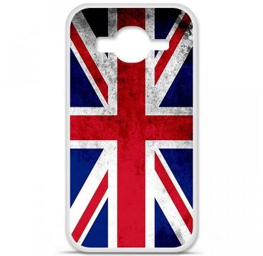 Coque en silicone Samsung Galaxy Core Prime / Core Prime VE - Drapeau Angleterre
