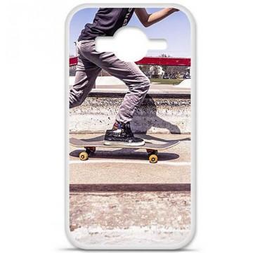 Coque en silicone Samsung Galaxy Core Prime / Core Prime VE - Skate