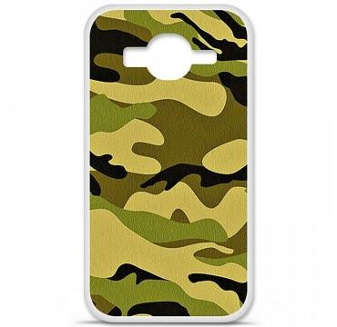 Coque en silicone pour Samsung Galaxy Core Prime / Core Prime VE - Camouflage