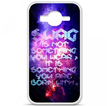 Coque en silicone Samsung Galaxy Core Prime / Core Prime VE - Cosmic swag