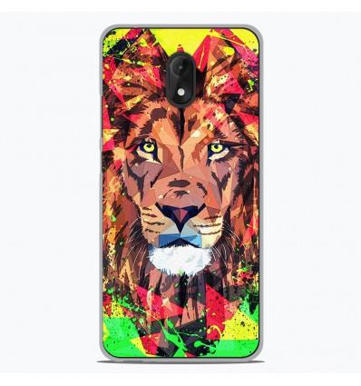 Coque en silicone Wiko Lenny 5 - ML Do you Roar