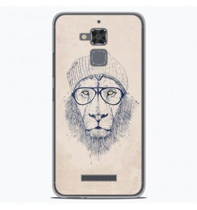 Coque en silicone Asus Zenfone 3 Max ZC520TL - BS Cool Lion