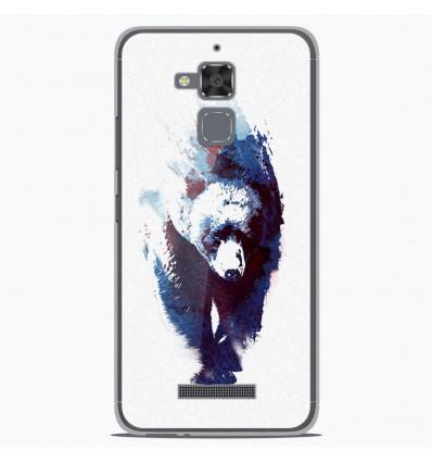 Coque en silicone Asus Zenfone 3 Max ZC520TL - RF Death Run