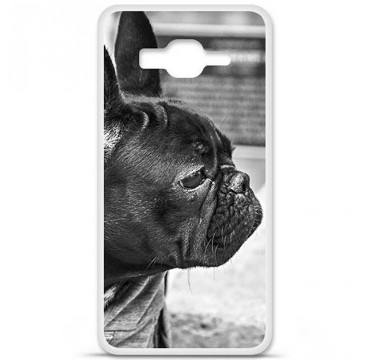 Coque en silicone Samsung Galaxy Grand Prime / Grand Prime VE - Bulldog