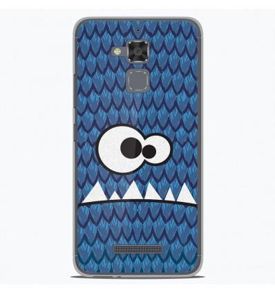 Coque en silicone Asus Zenfone 3 Max ZC520TL - Monster