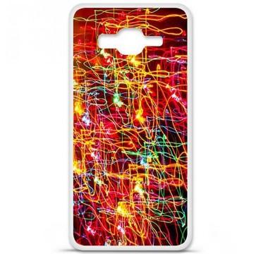 Coque en silicone pour Samsung Galaxy Grand Prime / Grand Prime VE - Light