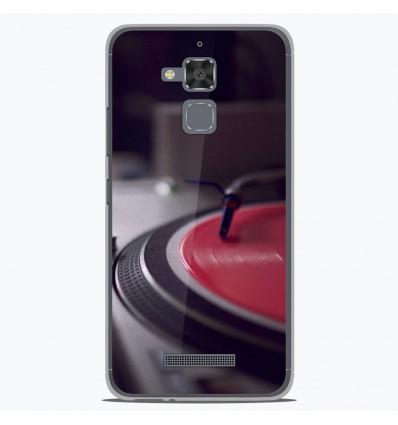 Coque en silicone Asus Zenfone 3 Max ZC520TL - Platine