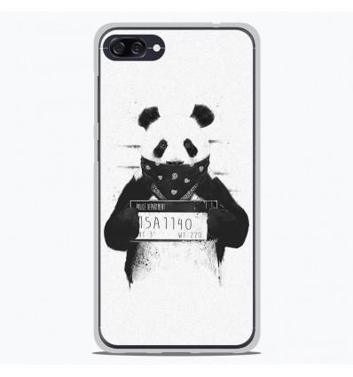 Coque en silicone Asus Zenfone 4 max ZC520KL - BS Bad Panda