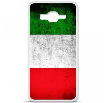 Coque en silicone Samsung Galaxy Grand Prime / Grand Prime VE - Drapeau Italie