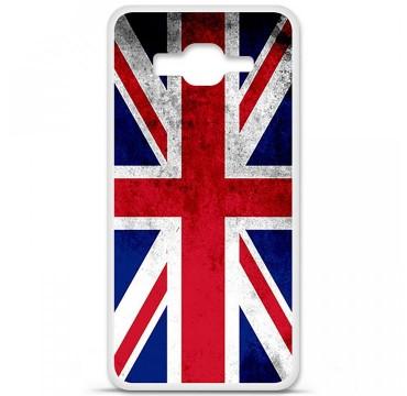 Coque en silicone pour Samsung Galaxy Grand Prime / Grand Prime VE - Drapeau Angleterre