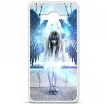 Coque en silicone Samsung Galaxy Grand Prime / Grand Prime VE - Angel