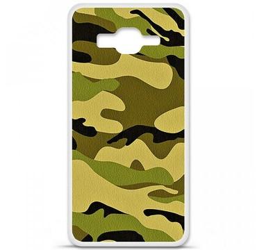 Coque en silicone pour Samsung Galaxy Grand Prime / Grand Prime VE - Camouflage